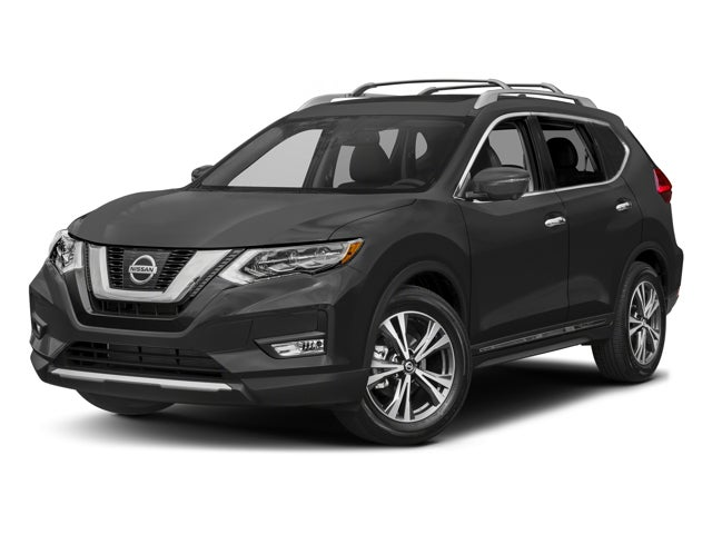 2017 Nissan Rogue Sl Nissan Dealer In Tampa Bay Florida